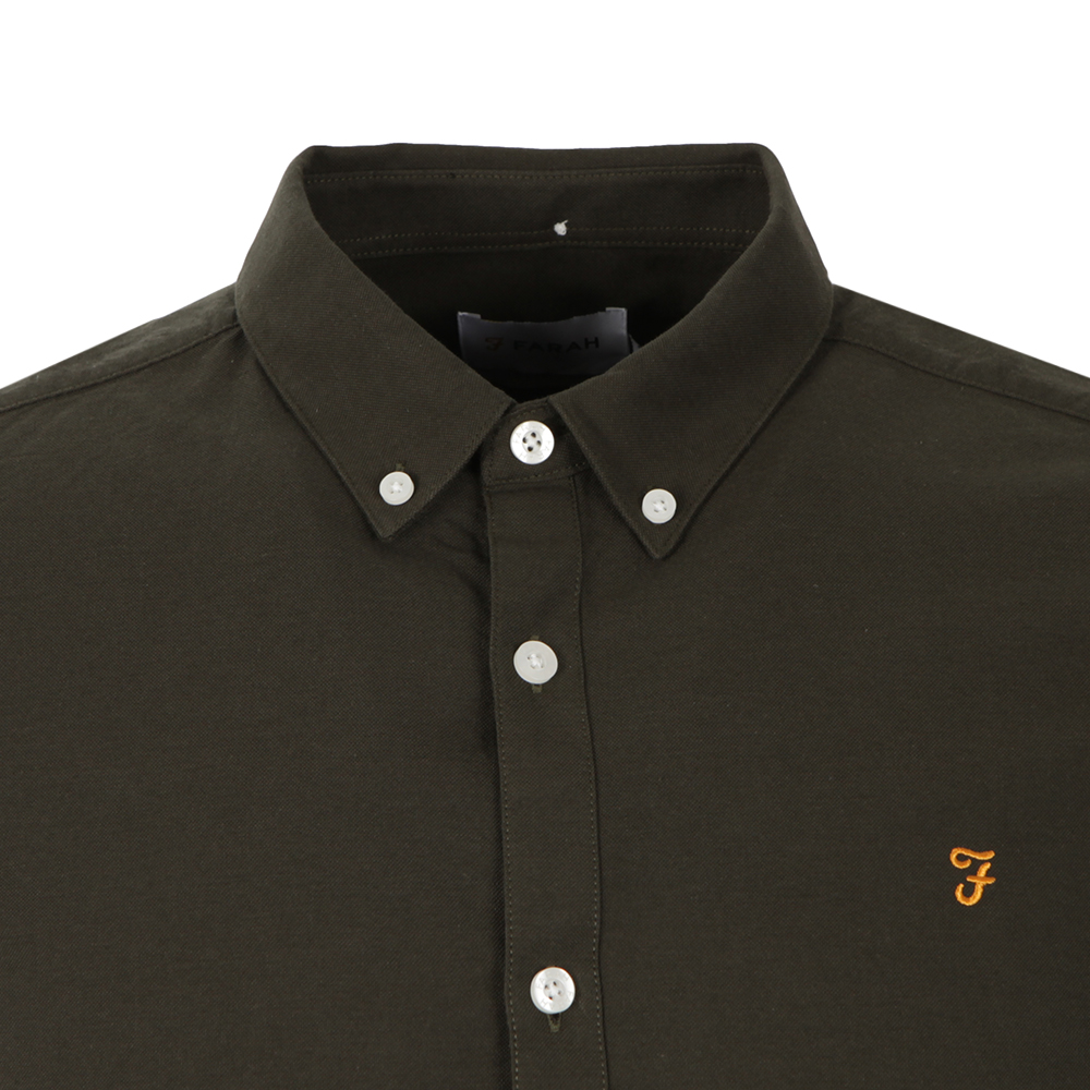 Brewer L/S Oxford Shirt main image