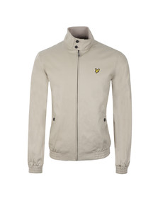 Lyle and Scott Mens Grey Harrington Jacket