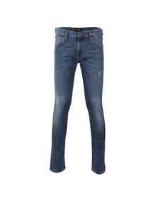 Vivienne Westwood Anglomania Mens Blue Drainpipe Jeans