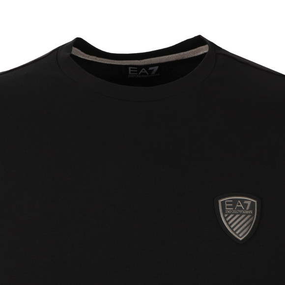 Badge Masdings Emporio Shirt Ea7 Shield T Armani tf0qwU