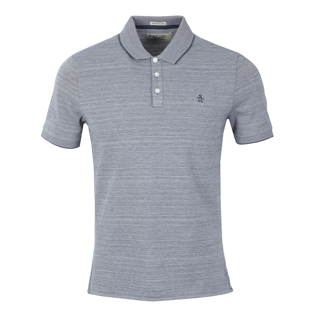Allover Novelty Polo Shirt main image