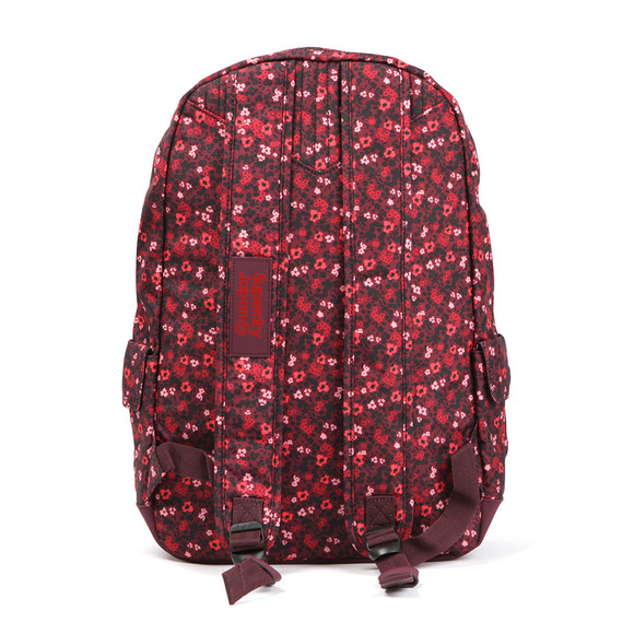 Superdry Womens Red Scatter Ditsy Montana Bag main image