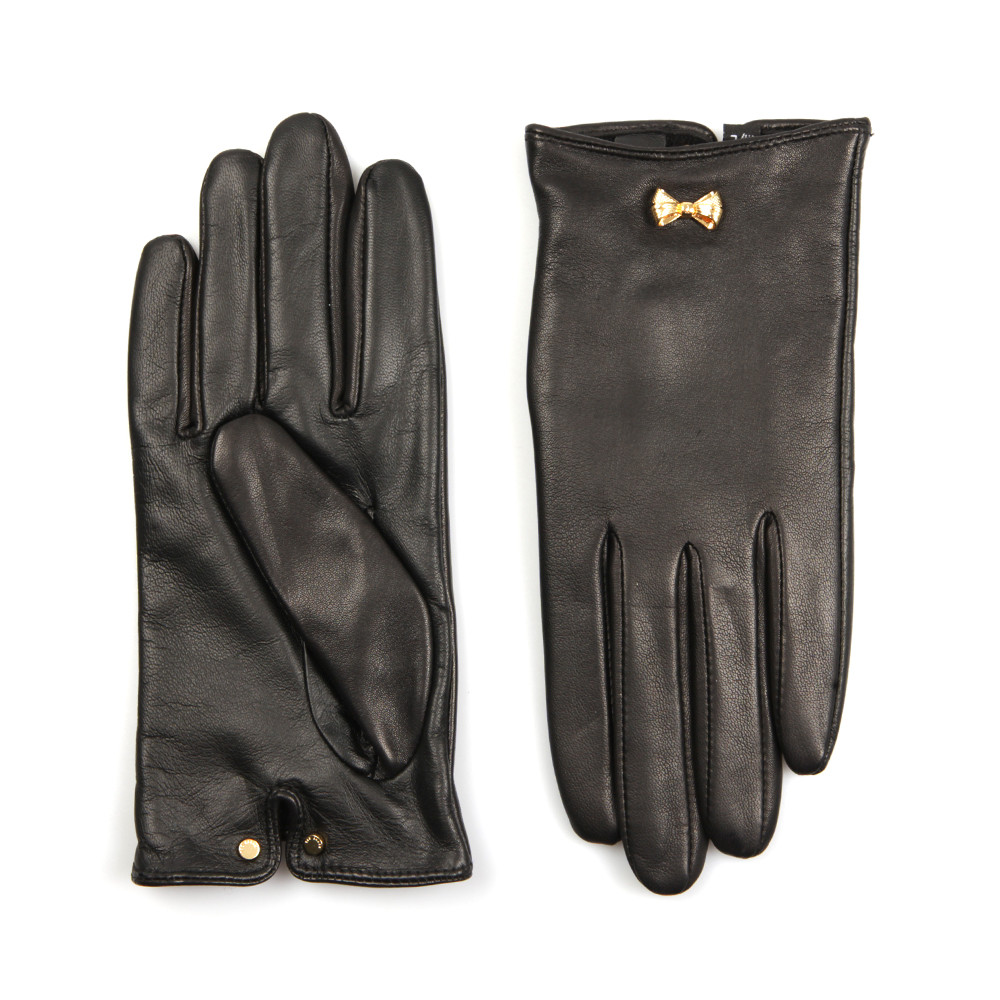 Avia Metal Bow Leather Gloves main image