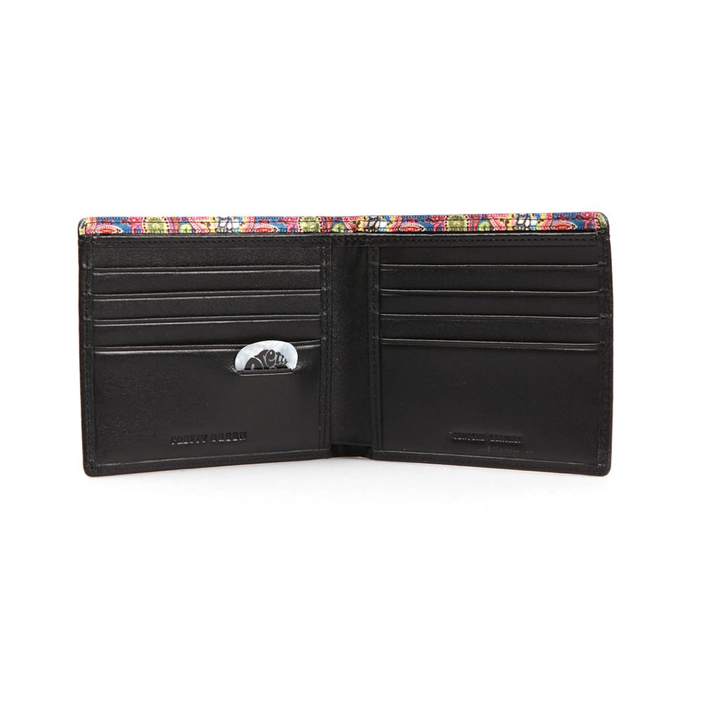 Paisley Embossed Bifold Wallet main image