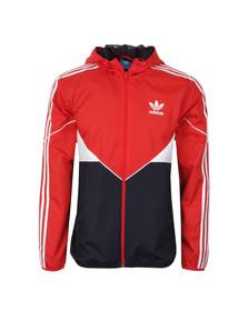 Adidas Originals Mens Red Colorado Windbreaker
