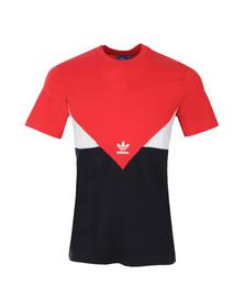 Adidas Originals Mens Red CRDO Tee