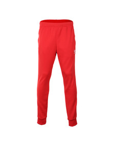 Adidas Originals Mens Red SST Cuffed Track Pant