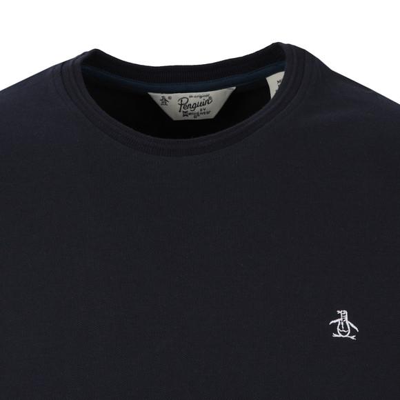 Original Penguin Mens Blue Winston Pique T Shirt main image