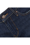 Levi's Womens Blue 714 Straight Jean