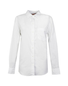 Levi's Womens White Sid Pocket Shirt