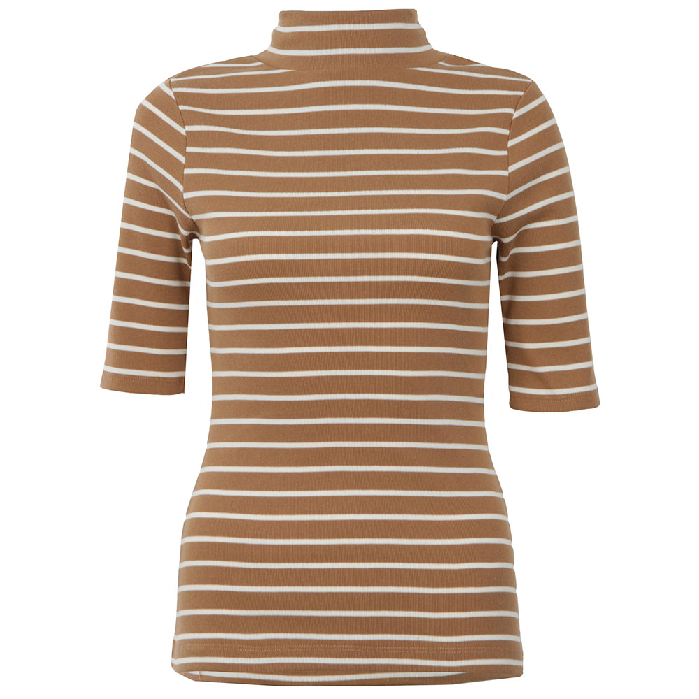 Duty Stripe Polo Neck main image