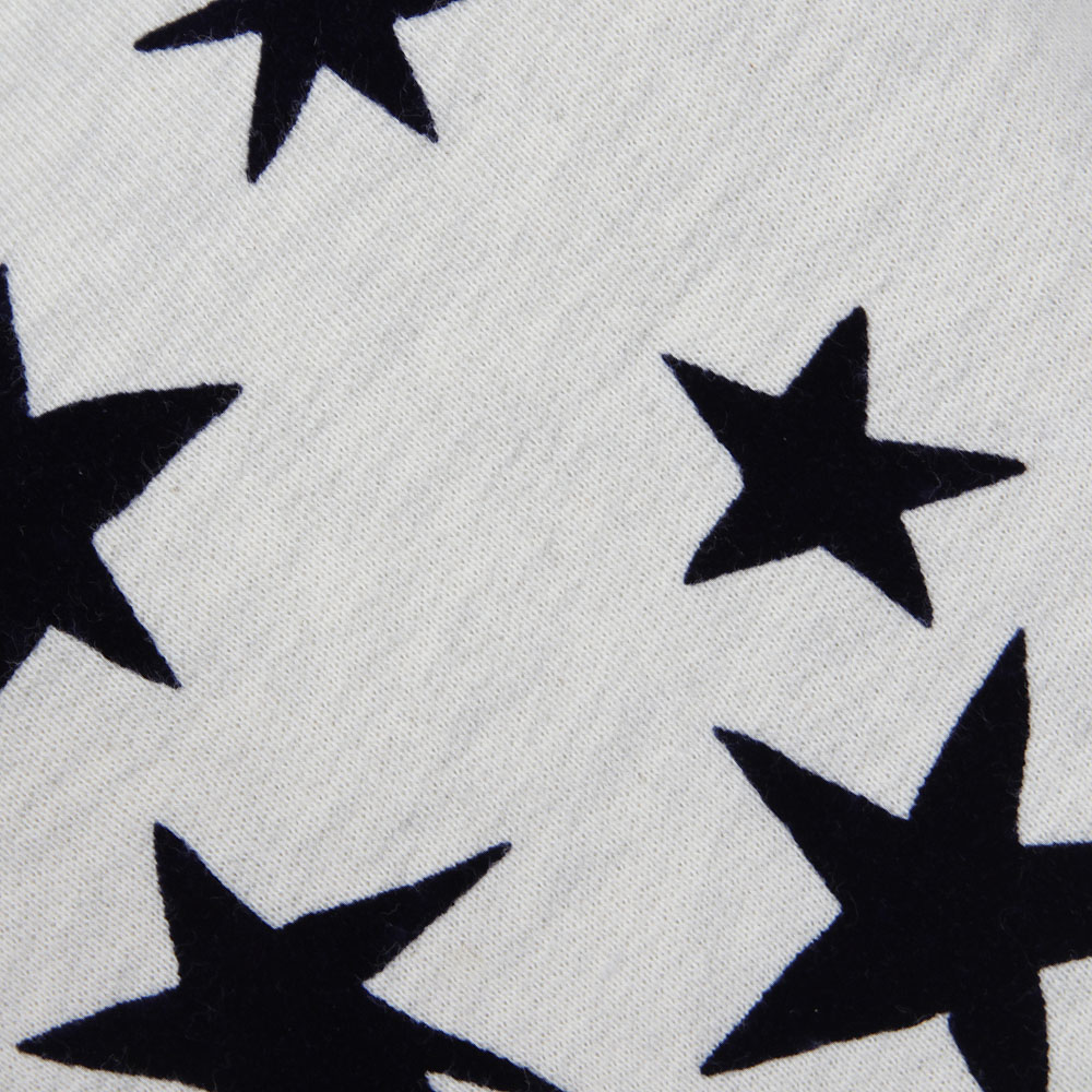 Star Print Crew Neck Sweat main image