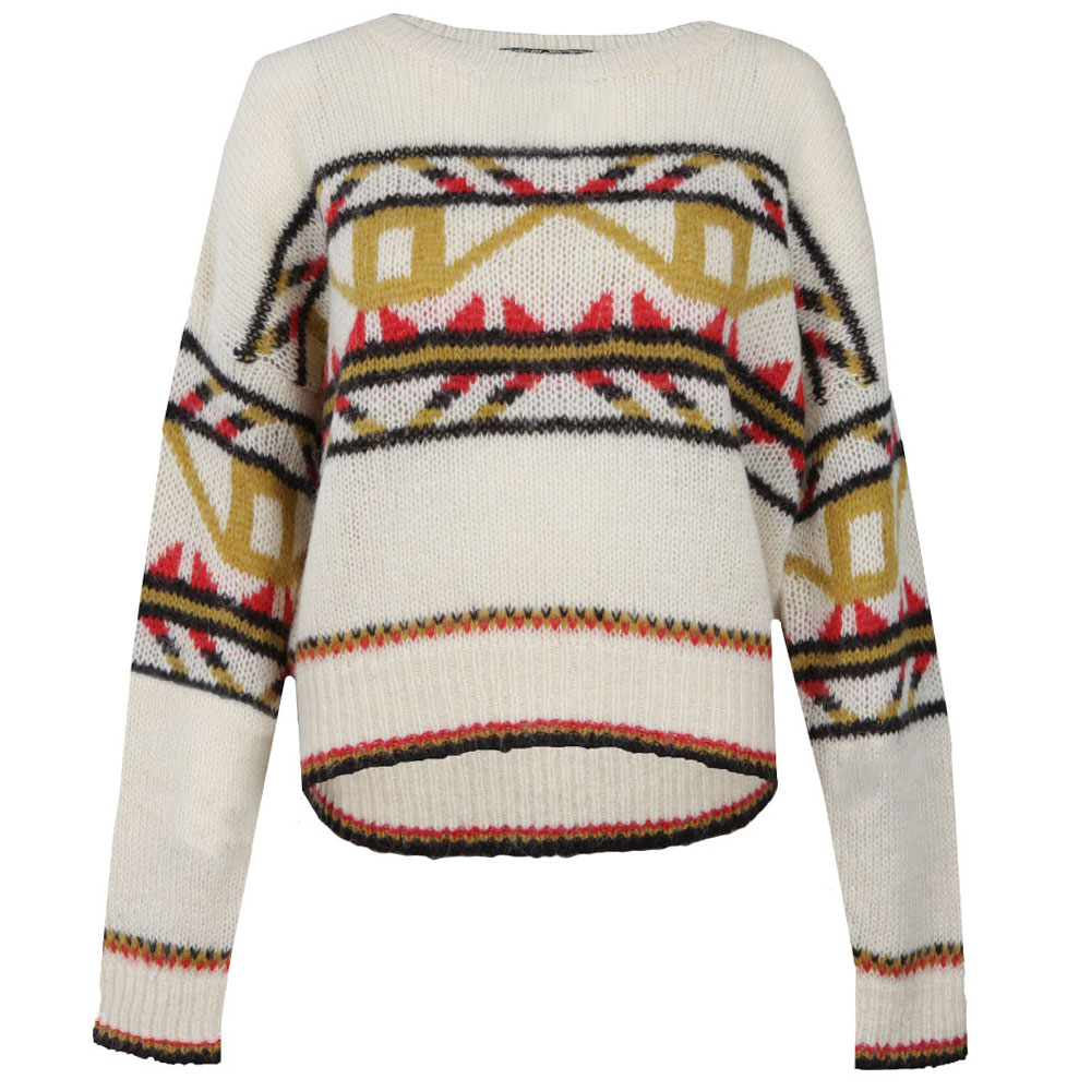Vintage Crew Neck Knit main image