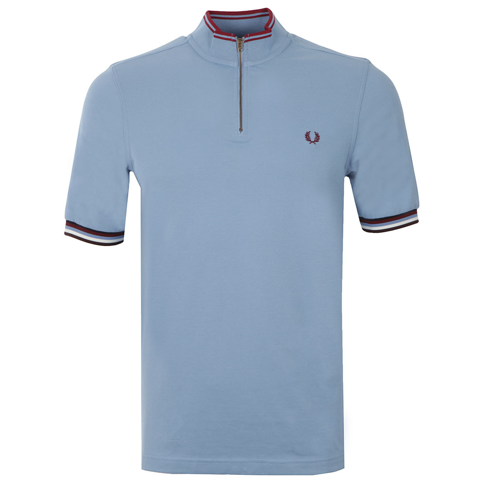 Fred Perry Bradley Wiggins Cycling Shirt  e7b44d23f