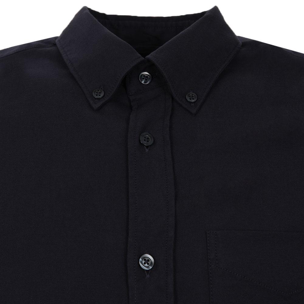 Dani BD Pocket Stretch Plain Oxford  Shirt main image