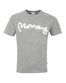 Money Mens Grey Sig Ape T Shirt