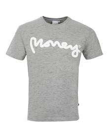 Money Mens Grey Sig Ape T Shirt