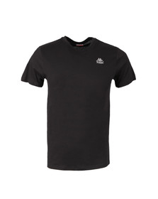 Kappa Mens Black Essor T Shirt