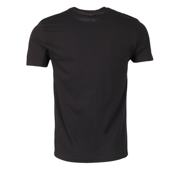 Kappa Mens Black Essor T Shirt main image