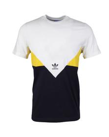 Adidas Originals Mens White CRDO Tee