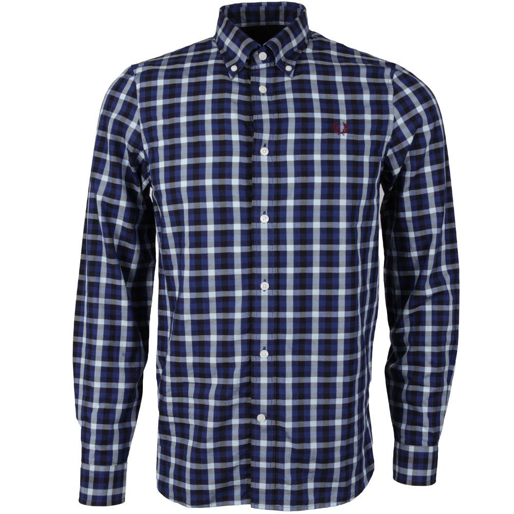 Herringbone Check Shirt main image