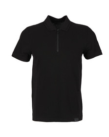 Belstaff Mens Black Pelham Polo Shirt