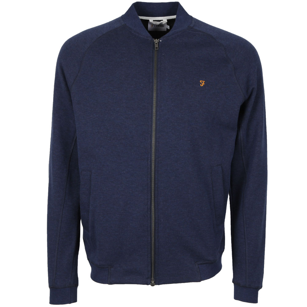 Carrick Bomber Sweat main image