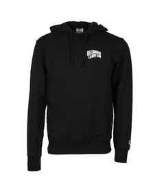 Billionaire Boys Club Mens Black Small Arch Logo Hoody
