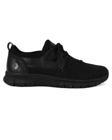 Luke Mens Black W2 Flyer Trainer