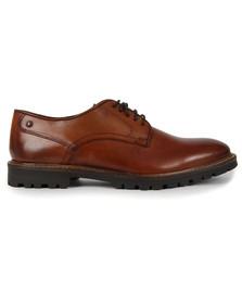 Base London Mens Brown Barrage Shoe