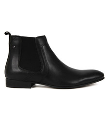 Base London Mens Black Forbes  Boot