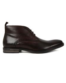 Base London Mens Brown Dore Boot