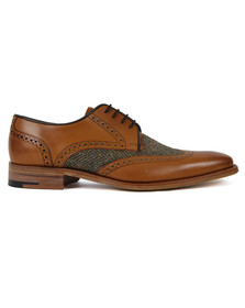 Barker Mens Brown Jackson Shoe