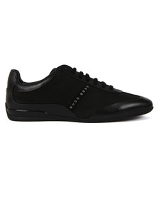 Boss Green Mens Black Space Select Trainer