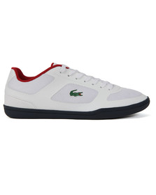 Lacoste Sport Mens White Court-Minimal 316 Trainer