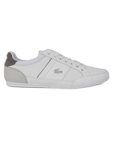 Lacoste Mens White Chaymon 316 1 Trainers