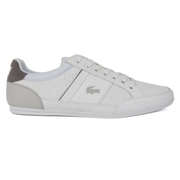Lacoste Mens White Chaymon 316 1 Trainers main image