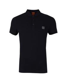 Boss Orange Mens Blue Pavlik Polo Shirt