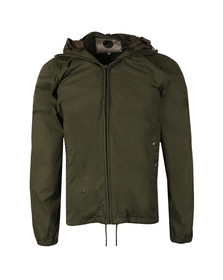 Pretty Green Mens Green Sevenoaks Jacket
