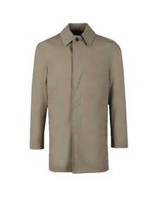 Aquascutum Mens Brown Berkeley SB Raincoat