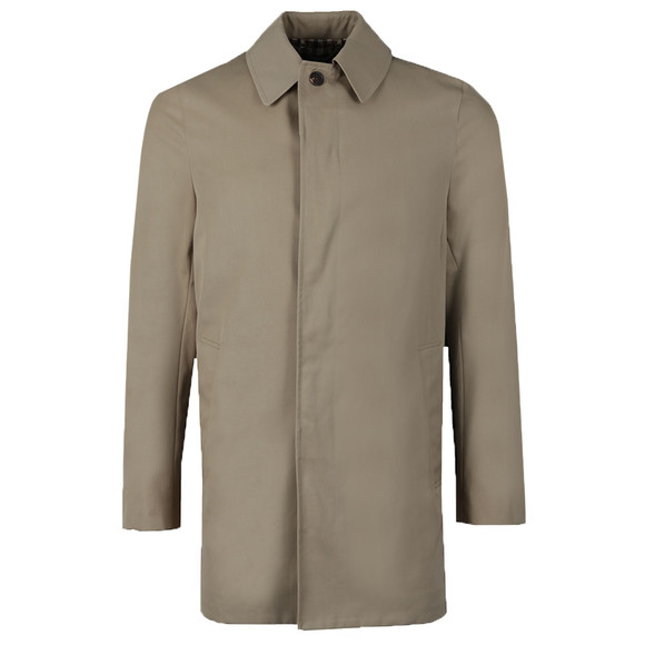 Aquascutum Mens Brown Berkeley SB Raincoat main image