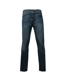Levi's Mens Blue 501 Tapered Jean