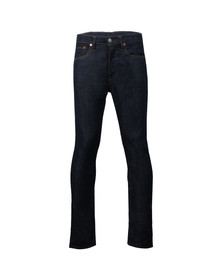 Levi's Mens Blue 512 Slim Tapered Jean