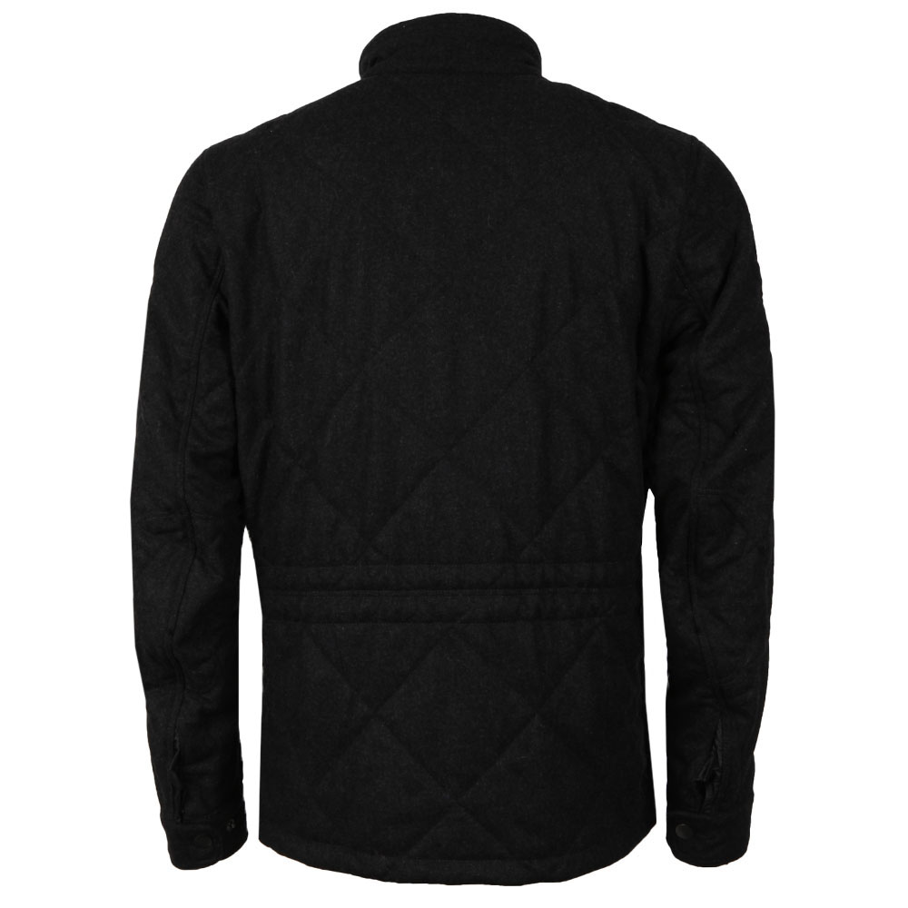 Nettleton Quilted Wool Jacket main image
