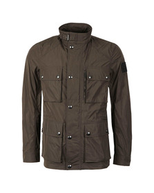 Belstaff Mens Brown Trialmaster Nylon Jacket