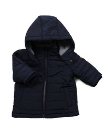 Boss Boys Blue Baby Puffer Jacket