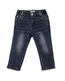 Armani Baby Boys Blue Regular Fit Jean