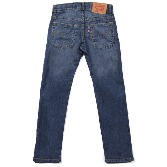 Levi's Boys Blue 510 Skinny Jean main image