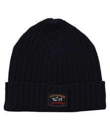 Paul & Shark Boys Blue Boys Knitted Hat