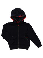 Lined Hood Full Zip Hoody